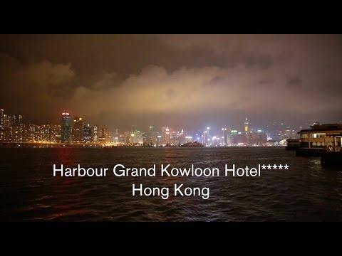 Hong Kong Hotel Harbour Grand Kowloon, Harbour Suite und Sightseeing, VLOG