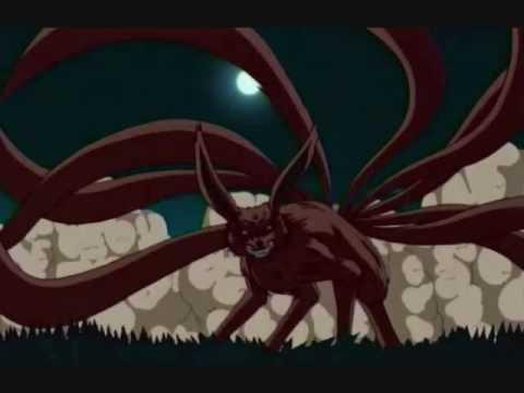 Naruto-Nine Tail Demon Fox Theme - YouTube