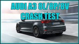 CRASH TEST AUDI 8L/8P/8V
