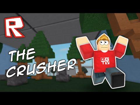 RUN FROM THE CRUSHER!! | Roblox