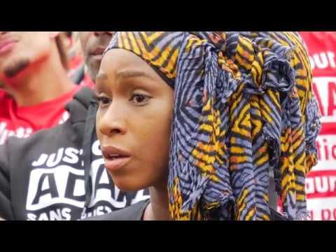 Affaire Adama Traoré  | 1 an après à Beaumont // Mr Mondialisation