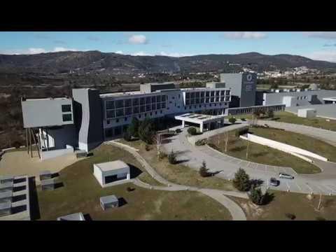 DJI Mavic Pro - Hotel Casino Chaves