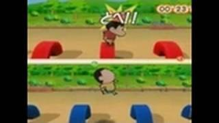 Shin-Chan Saikyou Kazoku Kasukabe King Wii Nintendo Wii