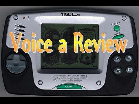 Voice a Review: Episode 32 - Tiger Game.com Pocket Pro