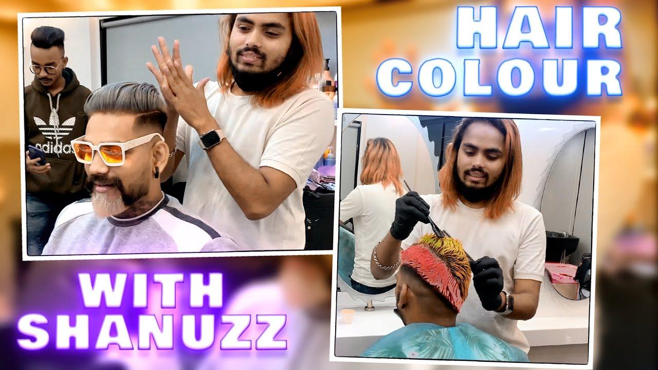 The Mustache Tattoo's Hair Transformation   Shanuzz Salon