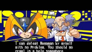 Mega Man 2: The Power Fighters (USA 960708) - Megaman 2 power fighters ending bass - User video
