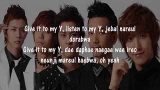 MBLAQ - Y MP3 (romanization & translation)