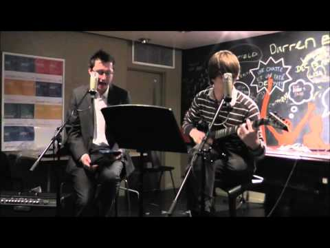 LSE SU Music Society Open Mic Competition Round 2 - John Peart