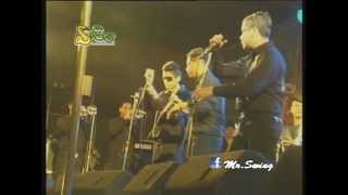 Medley Hermanos Moreno - N Samble - 2Do Aniv De BFM - Rumba De Mr SwinG 2012