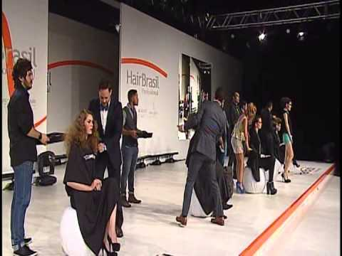 TIGI - Catwalk Fashion Week na Hair Brasil 2013