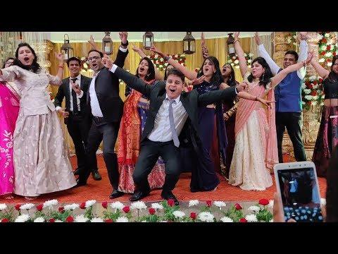 Sham Shandar | Group Performance On Sham Shandar | Wedding Choreography | Shahid & Alia Bhatt