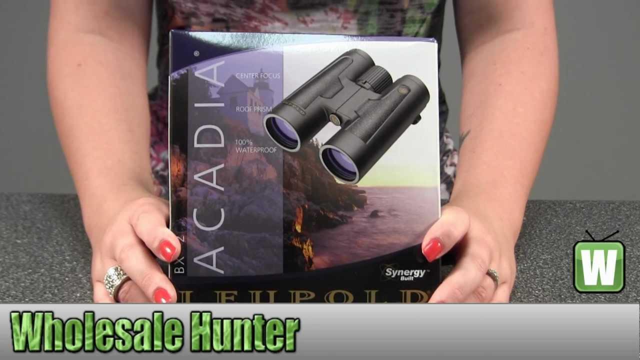 Leupold Bx 2 Acadia Roof Prism Binoculars 8x42mm 111746 Optics Shooting Unboxing You