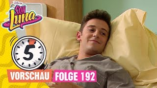 5 Minuten Vorschau - SOY LUNA Folge 192 || Disney Channel