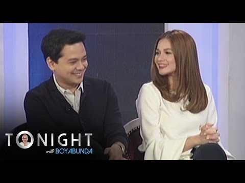 TWBA: John Lloyd and Bea after 8 years