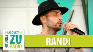Randi - Aceeasi intrebare (Live la Radio ZU)