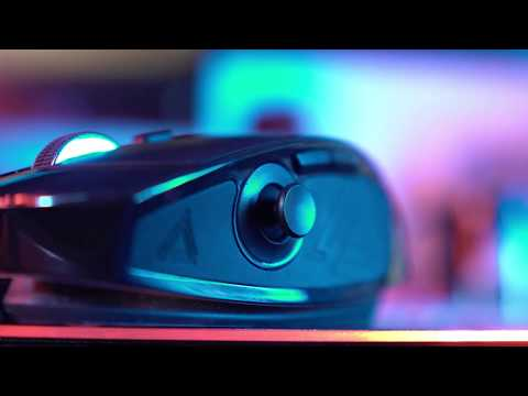 Tura LEXIP - Gaming mouse PU94 Wired LED 3D and Joystick