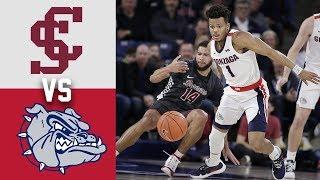 Santa Clara vs #1 Gonzaga Highlights 2020 College Basketball