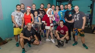 #НовыйГодbyGeraklion 2016 командные соревнования среди клиентов #geraklionsport
