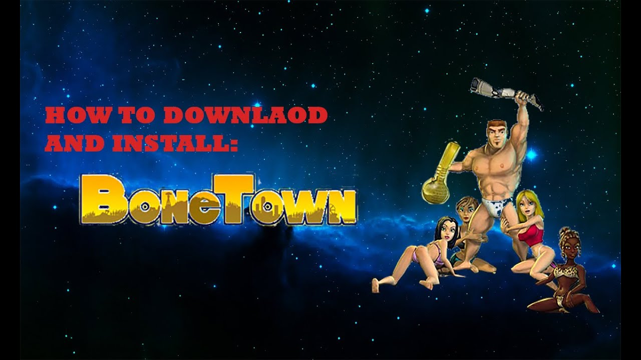 Bonetown crack 1 0 4 download