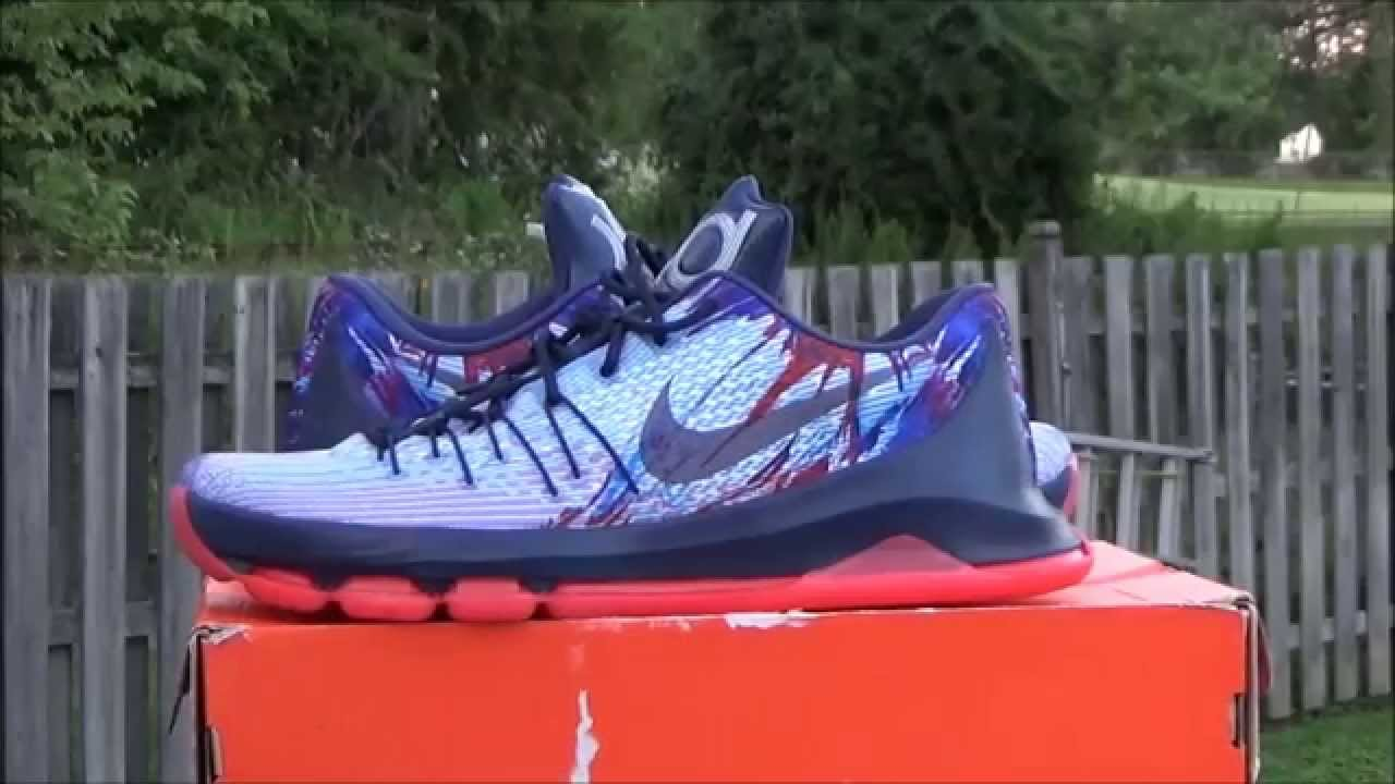 finest selection 71297 977ed KD 8 Independence Day Review/On Foot
