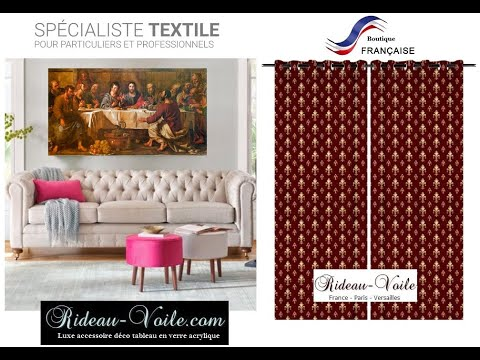 tissu-fleur-de-lys-decorating-home-style-empire-french-fabric-interior-upholstery