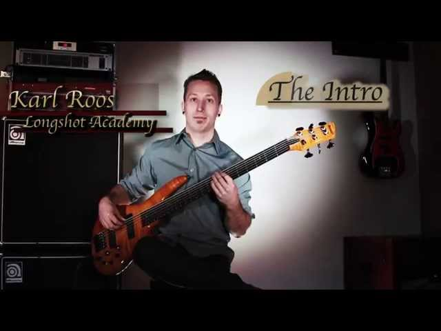 Dreams Bass Lesson with Karl Roos