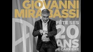 Giovanni Mirabassi - 20 ans de carrière - 20th anniversary - 26, 27 & 28 octobre 2018