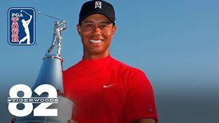 Tiger Woods wins 2008 Arnold Palmer Invitational | Chasing 82