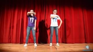 ORES 2016 Balli per l'animazione - Est ce que tu maimes