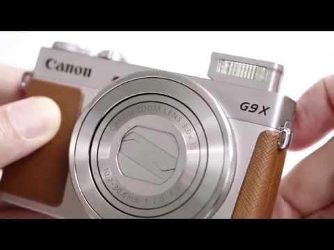 Canon Powershot G9 X Unboxing | Photogalerie