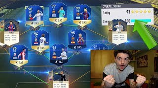 *TUTTO VERO* HO FATTO IL 193 RATED FUT DRAFT CHALLENGE !!! FIFA 17 ULTIMATE TEAM ITA