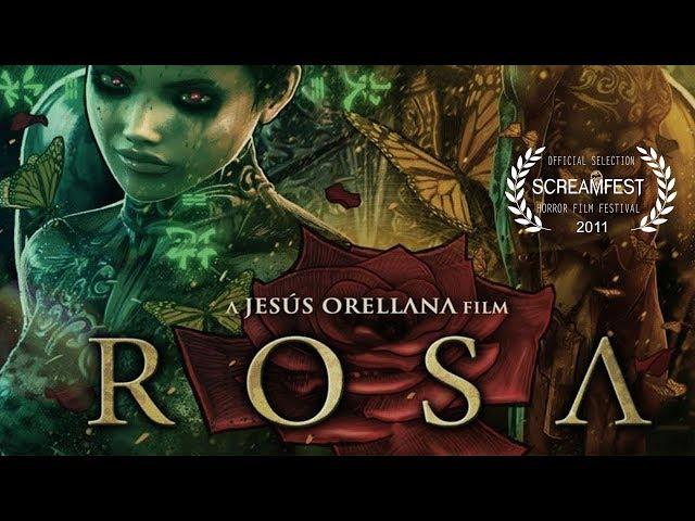 ROSA | Scary Animated  Sci-Fy Short Film | Screamfest