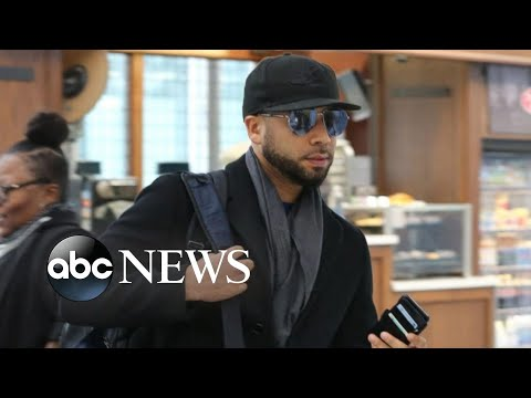 FBI reviewing dropped Jussie Smollett charges
