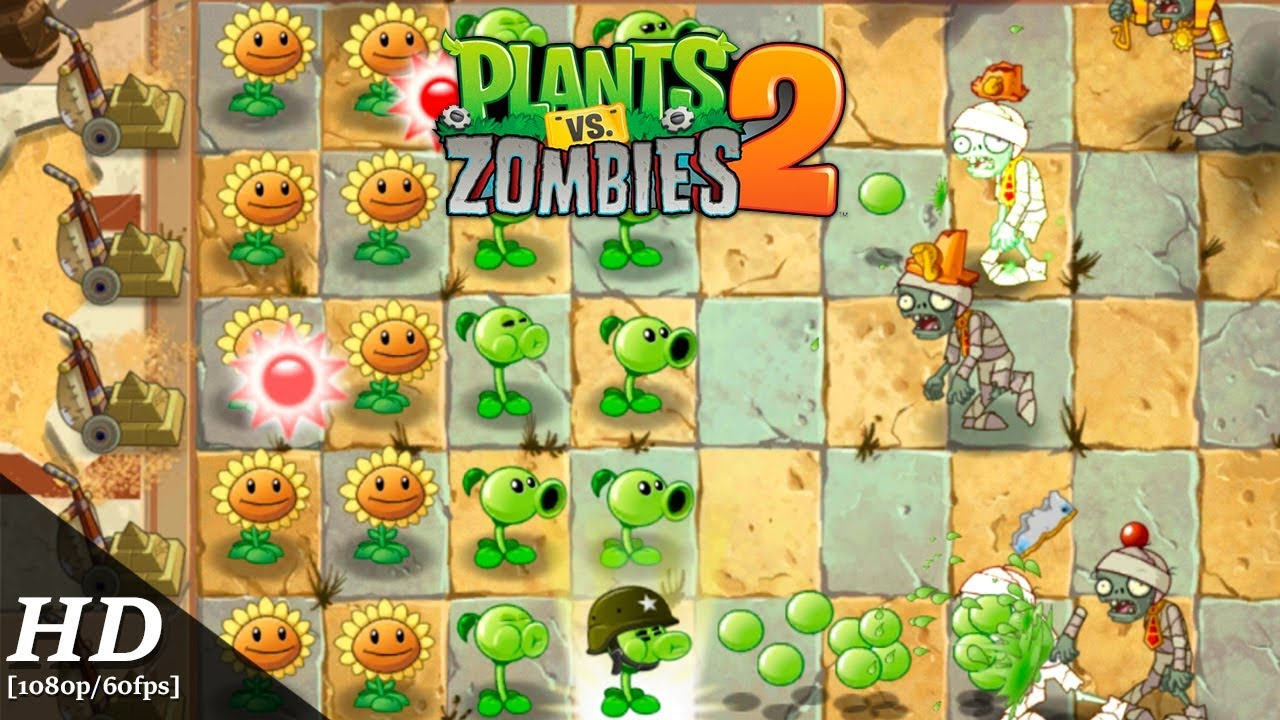 Plants Vs Zombies 2 742 Untuk Android Unduh