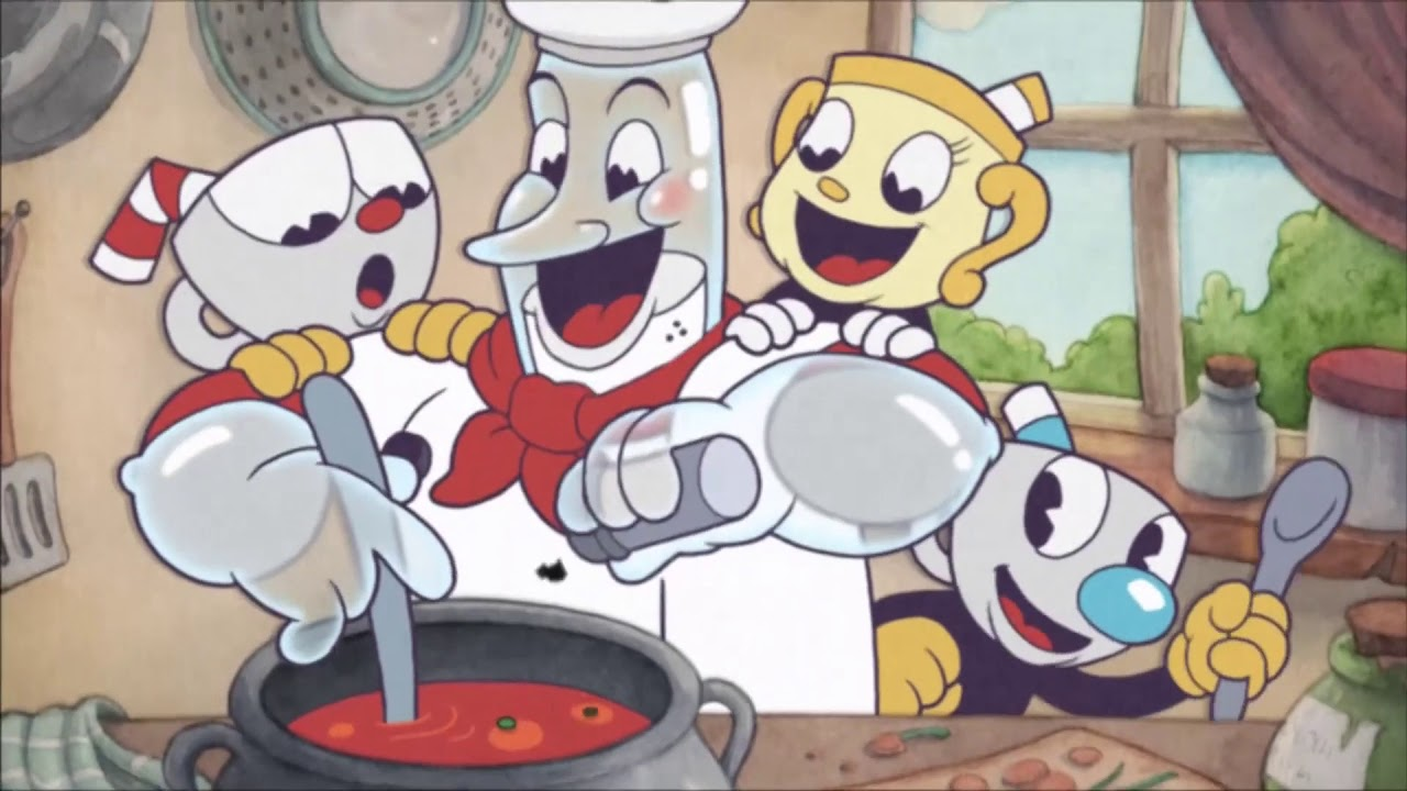 Cuphead The Delicious Last Course Gets First Trailer