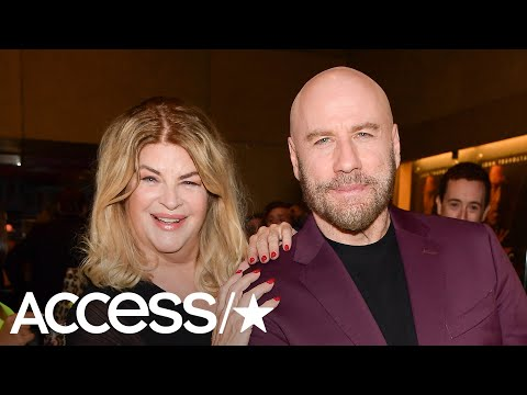 Kirstie Alley Reveals Surprising Memory Of John Travolta From 30 Years Ago: He Slapped Me