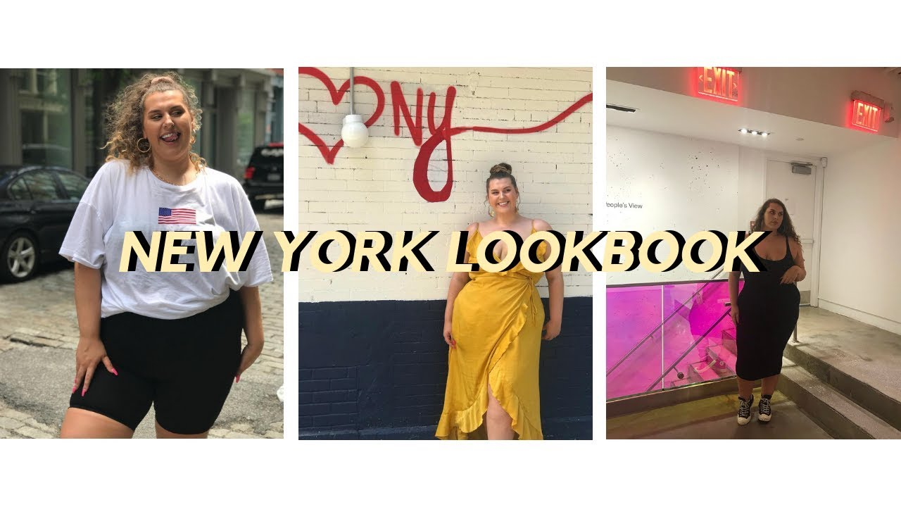 New York Summer Lookbook - What I Wore In NYC | Emma Tamsin 2