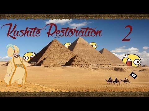 Kushite Restoration 2/2 - Alodia Quickchievement - Europa Universalis 4 Mare Nostrum