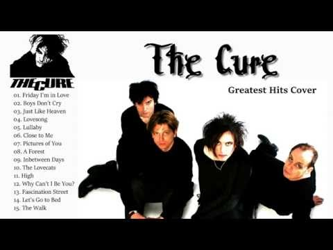 Best Songs The Cure - Greatest Hits Live - Cover