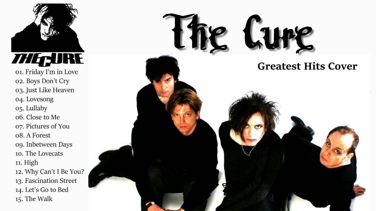 how to make music like the cure