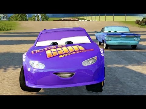 Cars 3 Video Game Part 4 - All Stunt Showcase Cups