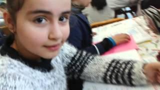 École six Novembre à Tanger Maroc