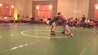 170lbs Jay Borschel vs Hadley Harrison