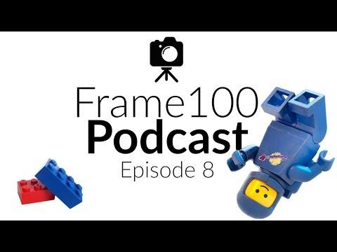 Frame100 Podcast Ep.8- FPS Debate w/William Osborne