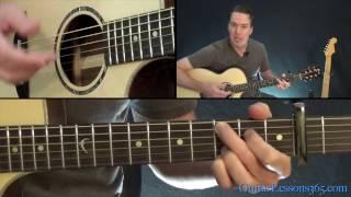 Ed Sheeran - Galway Girl Guitar Lesson