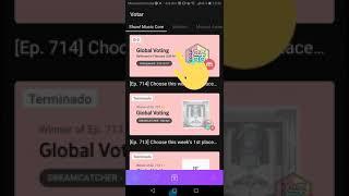 [Sechskies] Como votar en Mubeat / how vote on Mubeat 젝스키스
