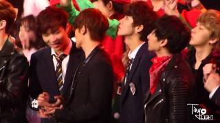 [Fancam][HD]131231 Shang hai Countdown - Ending [EunHae Foucs]