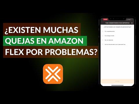 ¿Ha Habido Muchas Quejas o Denuncias en Amazon Flex por Problemas con la Empresa?