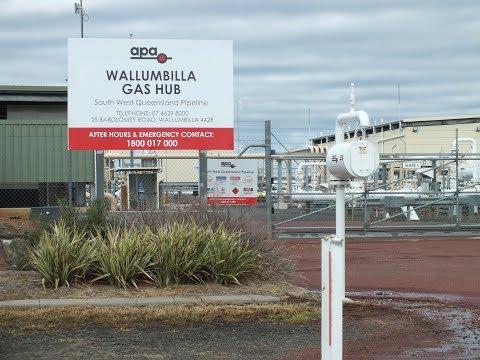 Wallumbilla Gas Hub
