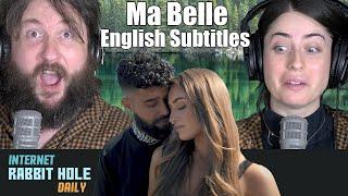 Ma Belle - AP Dhillon (ft. Amari) | English Subtitles | irh daily REACTION!
